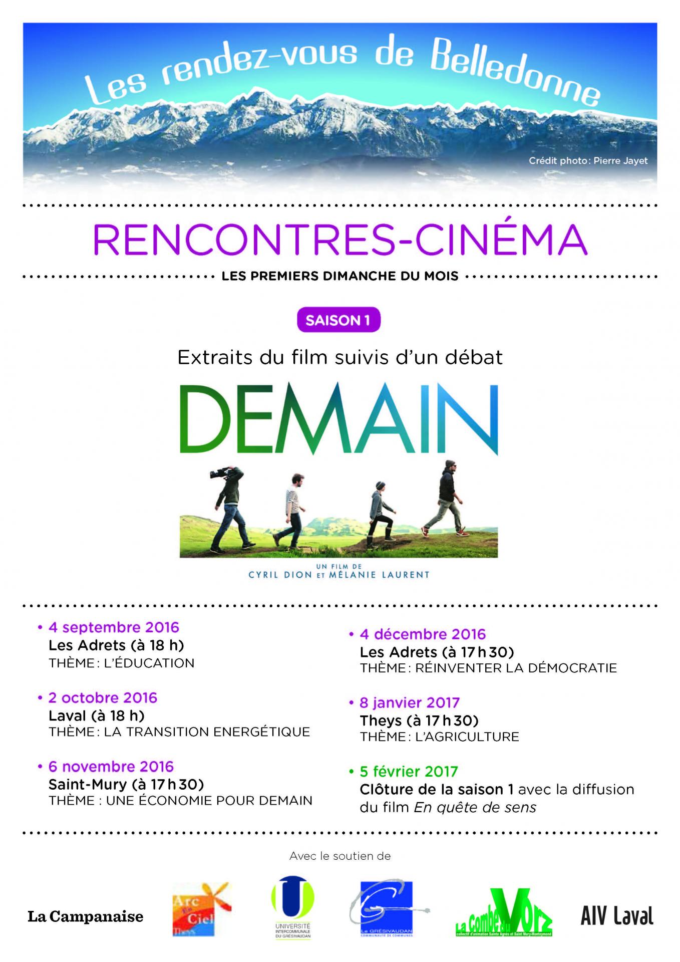 Flyer rencontre cine a5 ok