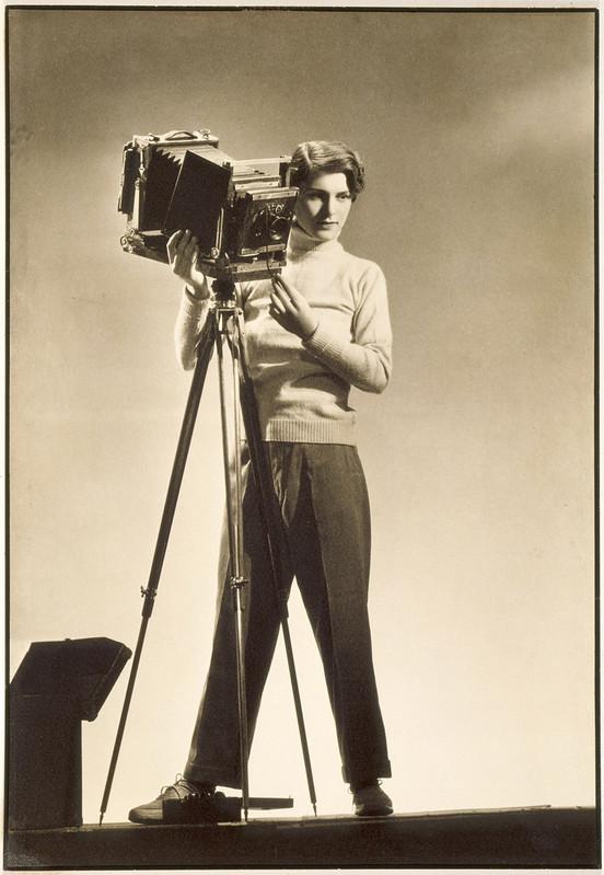 Orsay qui a peur des femmes photographes margaret bourke white large