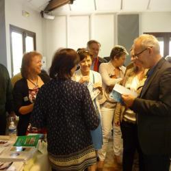 Salon du livre La Pierre