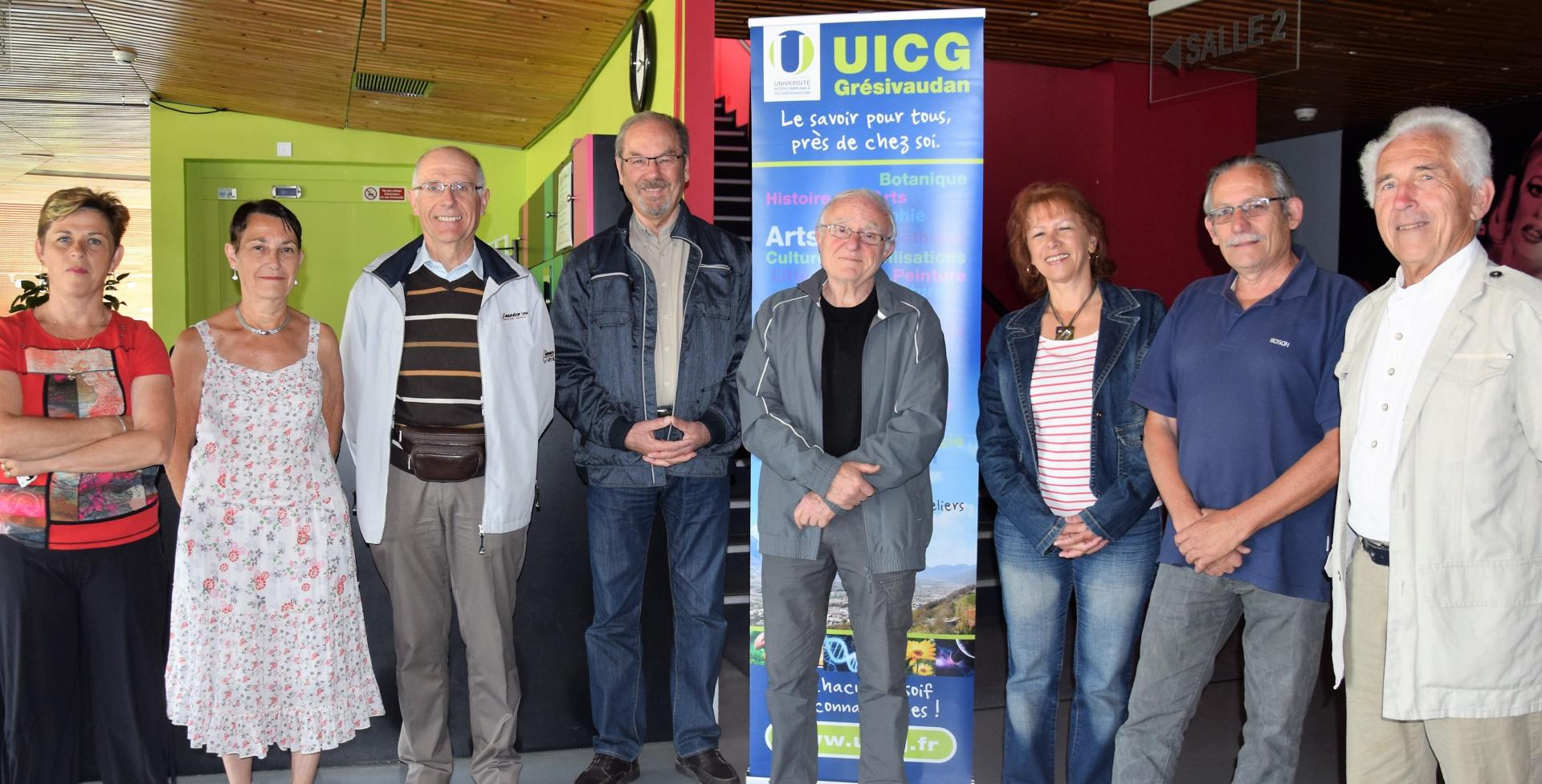 Uicg nouvelle presidence 2017