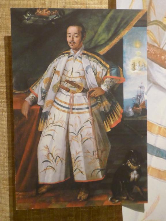 17- Hasekura - Un samourai au Vatican