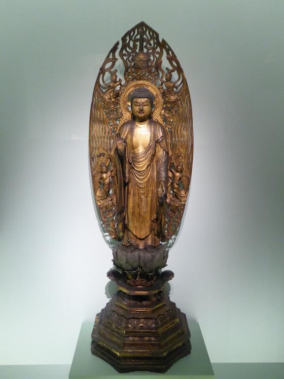 18- Statue Bouddha
