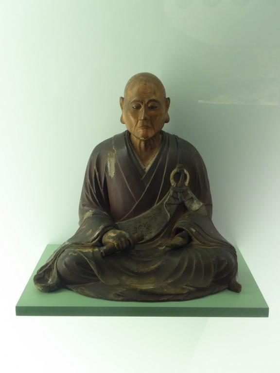 21- Moine bouddhiste