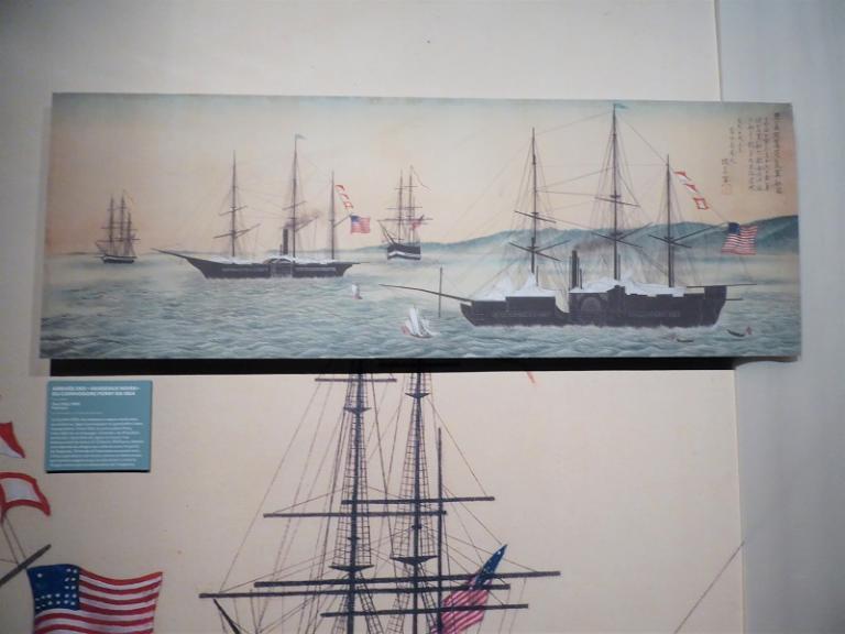 38- Les vaisseaux noirs de Perry