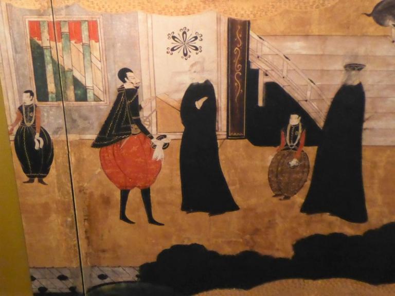7- Jésuites portugais