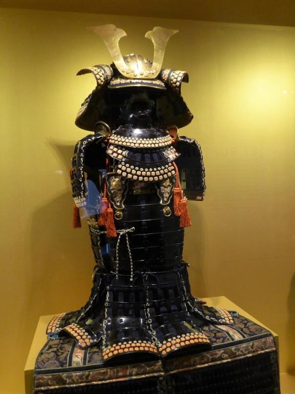 9- Armure samourai