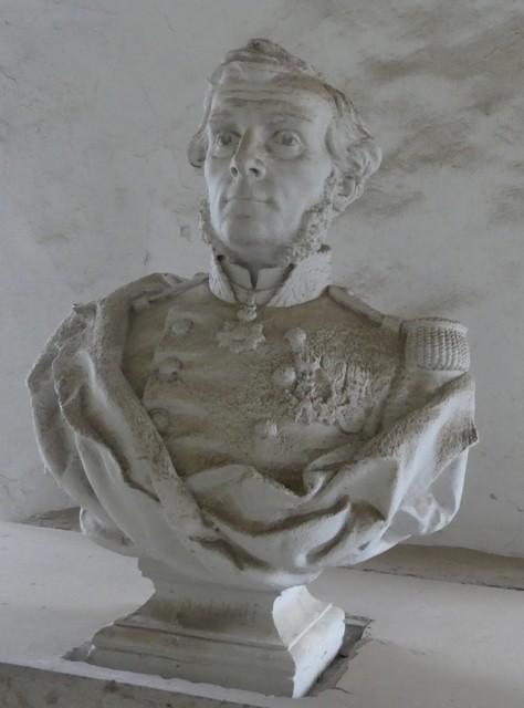 Buste de Doudart de Lagrée (1823 - 1868)