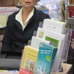 Dédicace Simone Dupraz