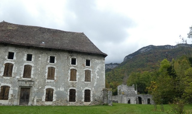 Maison natale de l'explorateur, à Saint-Vincent-de-Mercuze