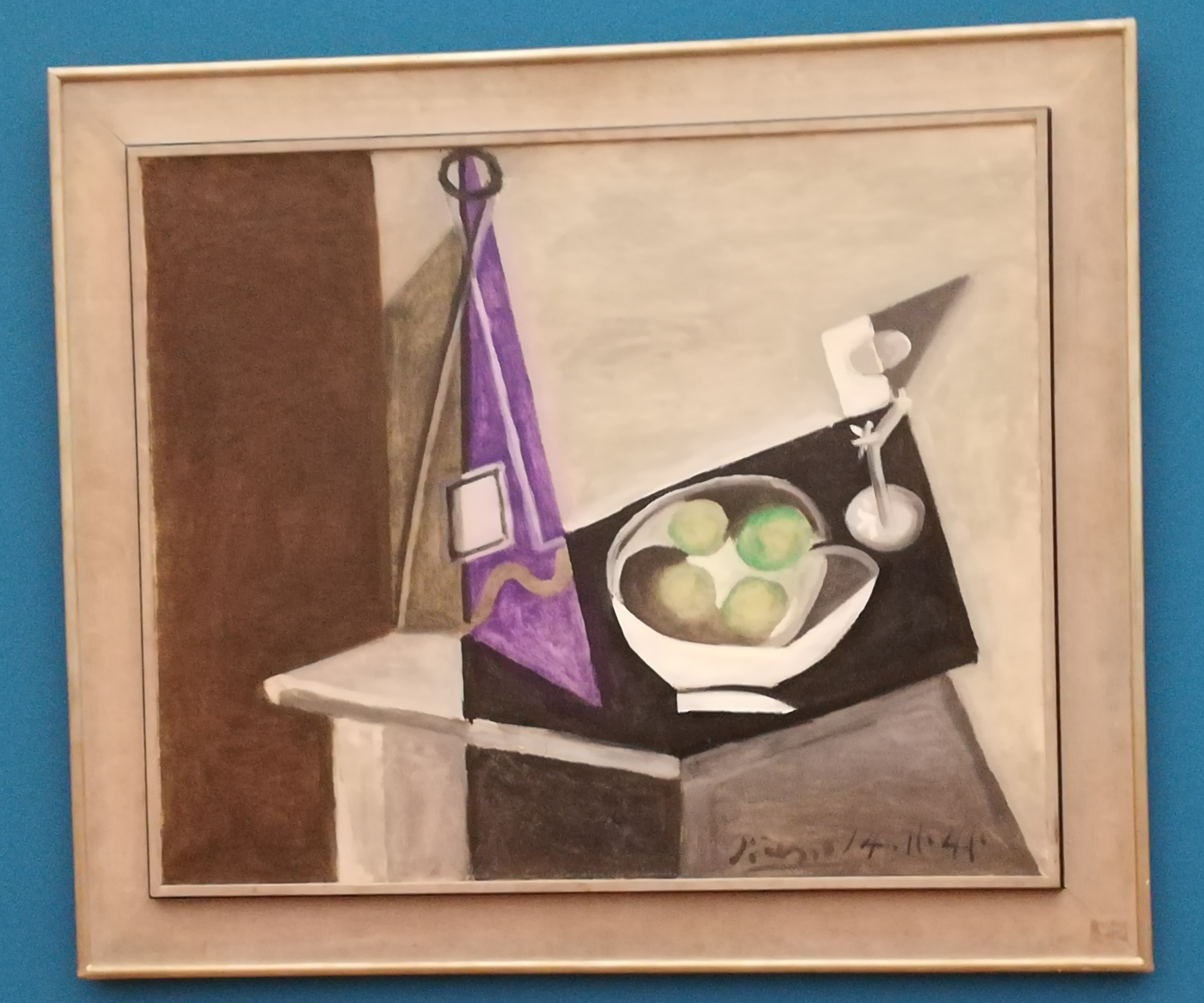 Exposition Picasso Novembre 2019