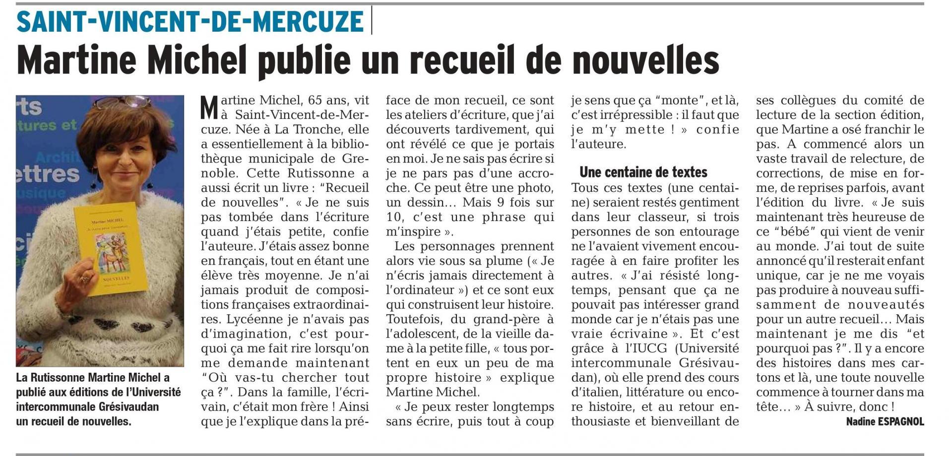 Article dl 2 janvier 2019