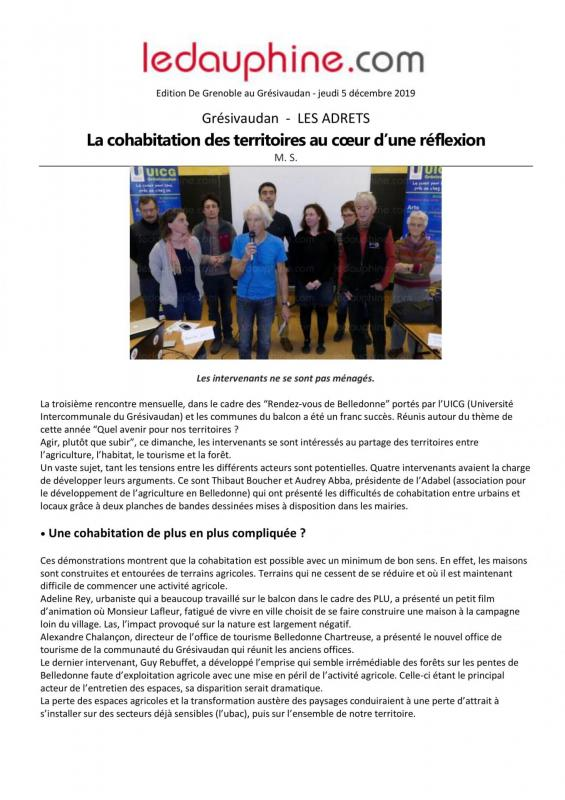 Article dl p16 conference rvb uicg des adrets du 01 12 2019 1